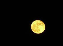 Ciel Saint-Raphael 83700 Super lune