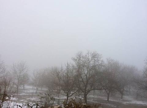 Brouillard du matin -Saint cassien
