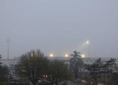Ciel Niort 79000 Toujours du brouillard...
