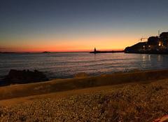 Ciel Sanary-sur-Mer 83110 Coucher soleil