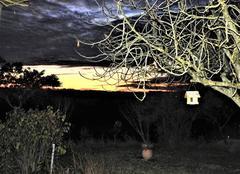 Ciel Nogaret 31540 Ciel clair sous nuage noir.