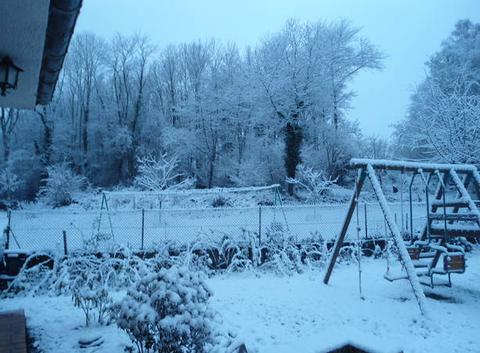 Neige à Dilo