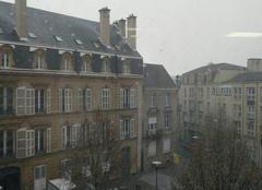 Ciel Metz 57000 Neige