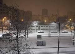 Neige Grenoble 38000 De la neige dans le centre de Grenoble