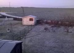 Neige Illiers-Combray 28120 Petite averse de neige en fin de nuit