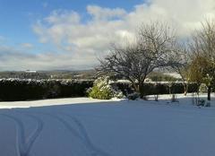 Neige Bonvillet 88260 7cm de neige