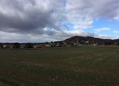 Ciel Mours-Saint-Eusebe 26540 Ciel mitigé au-dessus des coteaux moursois