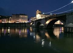 Insolite Bourg-de-Peage 26300 Nuit sur les quais