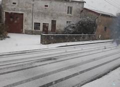 Neige Toul 54200 La neige est de retour