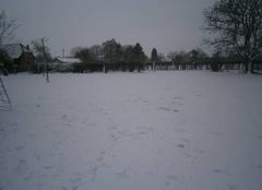 Neige Preux-au-Bois 59288 Olivier neige sur l avesnois