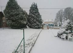 Neige Veckring 57920 Il neige ?