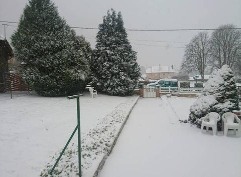 Il neige ?