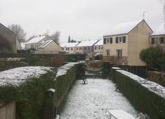 Neige Lezennes 59260 Limite pluie neige