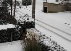 Neige Stiring-Wendel 57350 Hivers