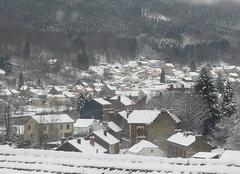 Neige Bogny-sur-Meuse 08120 Il neige!