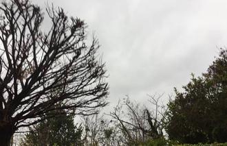 Nuages Mours-Saint-Eusebe 26540 Pluie et vent ce matin
