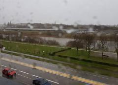 Pluie Calais 62100 Vent violents + pluie