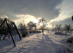 Neige La Cote-Saint-Andre 38260 Première neige