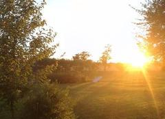 Ciel La Cote-Saint-Andre 38260 Mon coucher de soleil