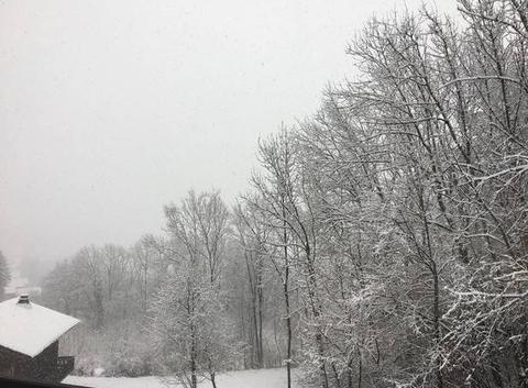 Décembre blanc
