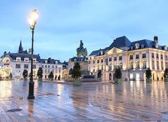 Pluie Orléans 45000 Orléans un jour de pluie