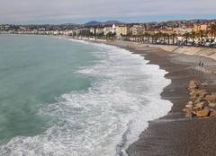 Nuages Nice 06000 Calme revenu à Nice
