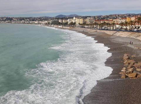 Calme revenu à Nice