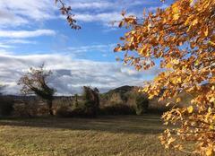 Ciel Mours-Saint-Eusebe 26540 Un peu de soleil ⛅️🌤 en campagne après la pluie d'hier..