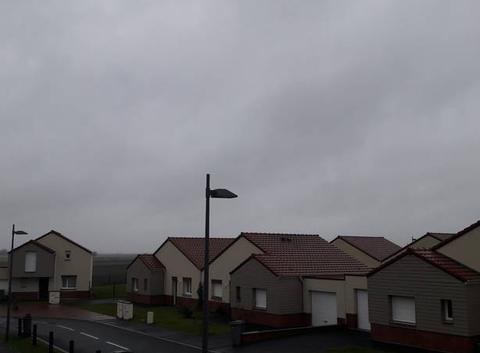 Temps pluvieux
