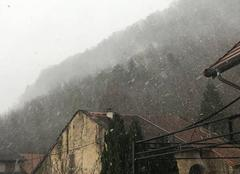 Neige Vaux-sur-Poligny 39800 Neige neige !!