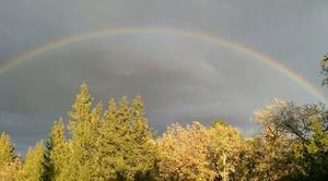Ciel Saint-Paul-en-Foret 83440 Arc en ciel