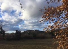 Ciel Mours-Saint-Eusebe 26540 Ciel de neige d'après-midi