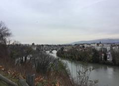 Pluie Romans-sur-Isere 26100 Pluie sur l'Isère