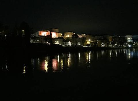 Quais péageois de nuit