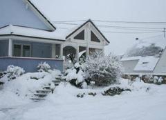 Neige Gambsheim 67760 Maison