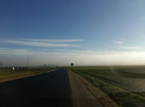 Brouillard en beauce