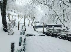 Neige Saulzet-le-Froid 63970 Trop de neige