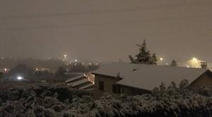 Neige Ternay 69360 Chutes de neige - Ternay (69)