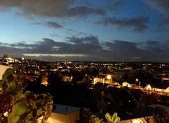 Ciel Rueil-Malmaison 92500 Levé du soleil à 8h