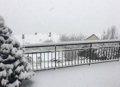 Neige Mende 48000 Épisode neigeux