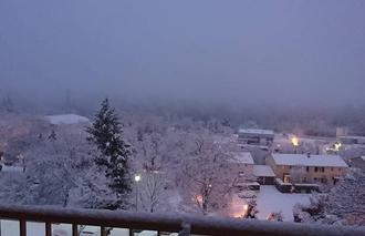 Neige Rillieux-la-Pape 69140 Let it snow