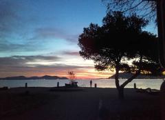 Ciel La Seyne-sur-Mer 83500 Beauté matinale sur la rade