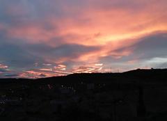 Ciel Narbonne 11100 Coucher soleil a narbonne
