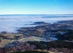 Nuages Orcines 63870 Mer de nuage
