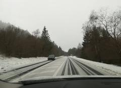 Neige Nebouzat 63210 La neige aux portes de ClermontFerrand