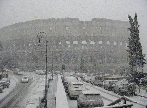 Rome blanc