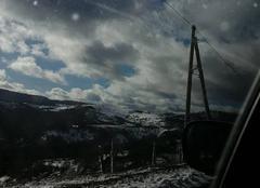 Neige Mezilhac 07530 Direction la station de ski