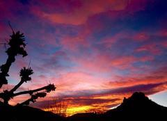 Ciel Foix 09000 Dernier lever du soleil 2017