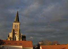Nuages Saint-Leger-sous-Cholet 49280 Éclaircies à Saint-Léger
