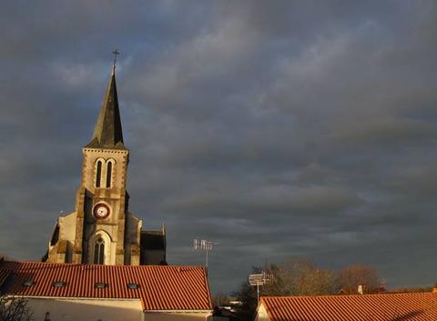 Éclaircies à Saint-Léger